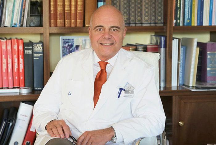 MY DOCTOR: DR. MED. CÉDRIC GEORGE