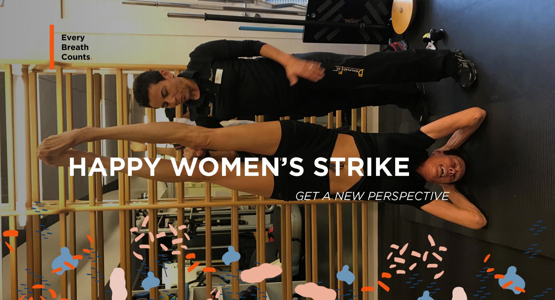 Happy women's strike!
