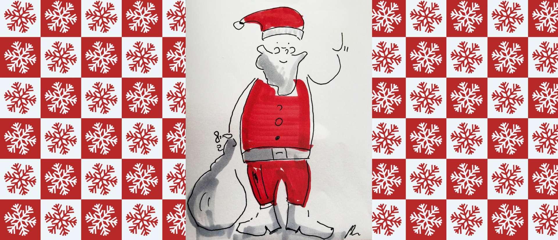 Happy Santa Claus!