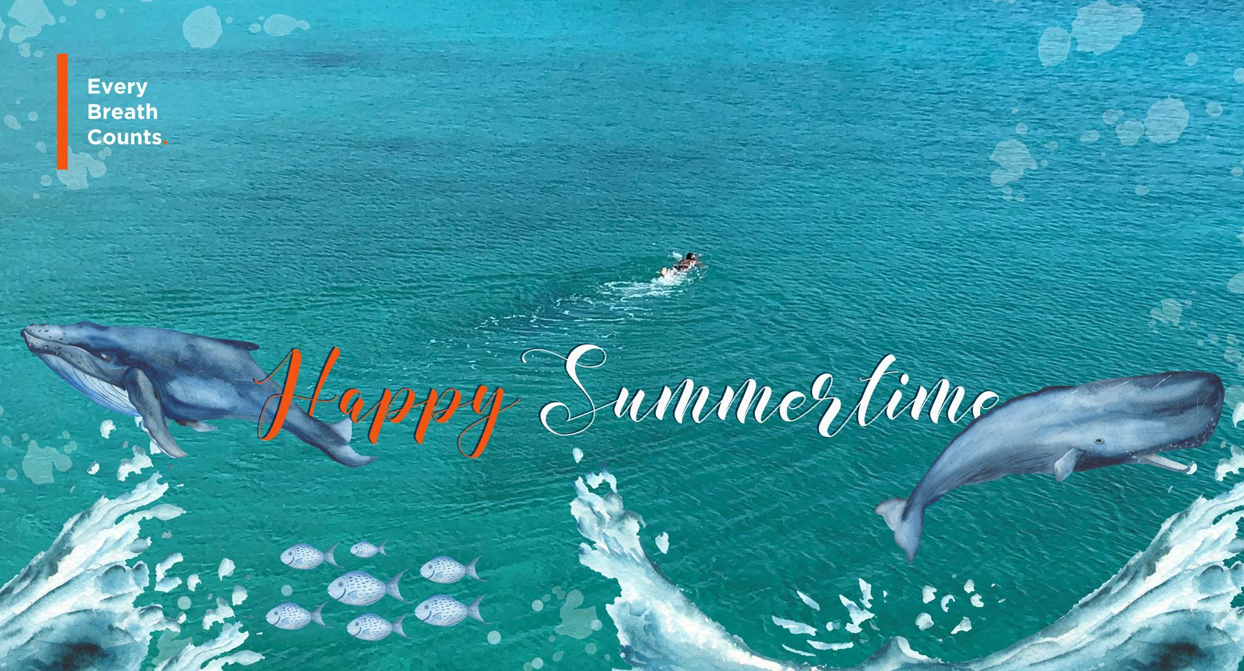 Happy Summertime!