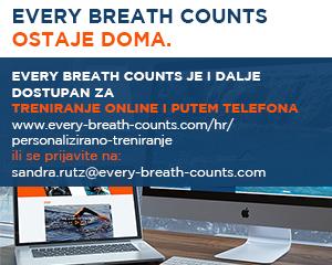 Every Breath Counts - Sandra Rutz-Miličević