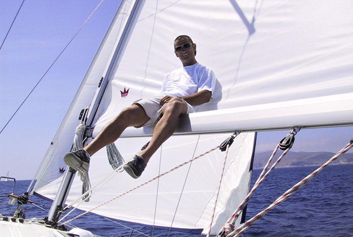 My Skipper: Darko